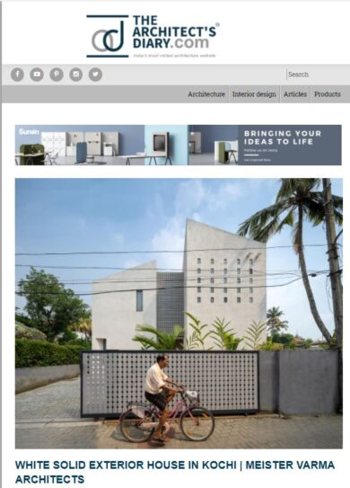 The Architects Diary